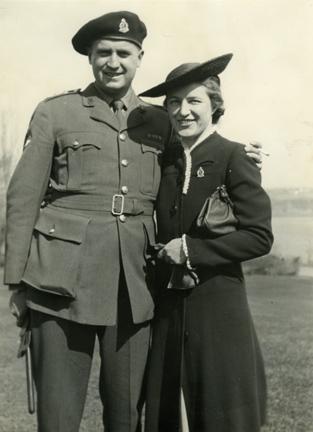 L.G. and Muriel Alexander