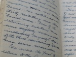 Text from one of the journals.