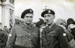 Doc Alexander and Lt.-Col. John Begg. Alexander family collection.