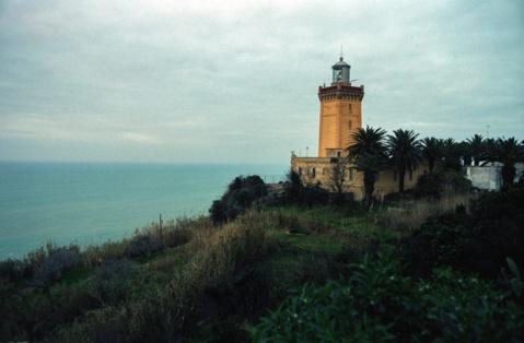 Cape Spartel Lighthouse. Jerzy Strzelecki.