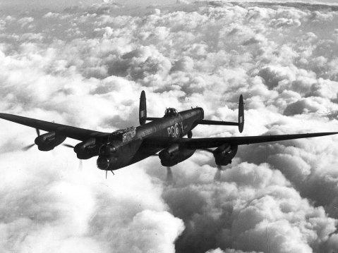 Avro Lancaster Mk 1